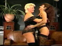 Reifen lesbischen Sex Bild